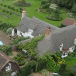 Aerial Photography Twyford Stables 1